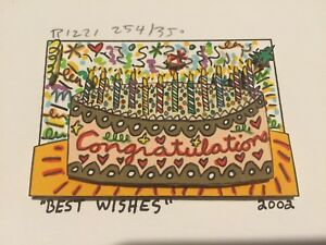 James-RIZZI-original-3D-034-BEST-WISHES-034-handsigniert-Mini-2002-VERGRIFFEN