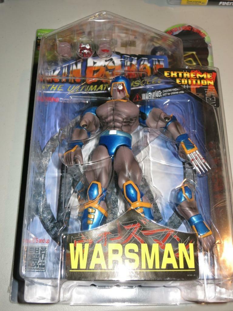Romando Kinnikuman Ultimate Muscle Warsman Five Star Spice Seed Convict