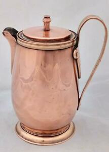 Arts-and-Crafts-Copper-and-Brass-Lidded-Jug-Newlyn-Keswick-Type-c-1890