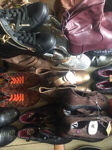 Lot-Revendeur-Destockage-De-25-Paires-De-Chaussures-Neuves
