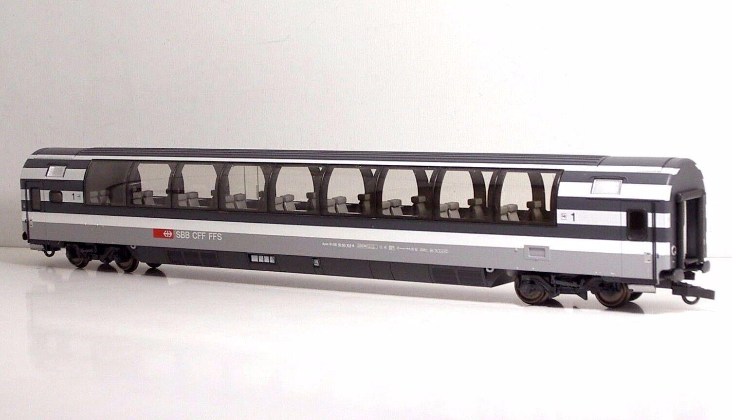 ROCO 44769 SBB Panoramawagen Apm 1.Kl. Ep V 1:87