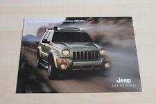 86534) Jeep Cherokee Athletic Prospekt 08/2004