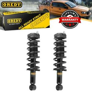 Pair Quick Complete Struts /& Coil Springs Assembly Rear For Subaru Legacy 05-09