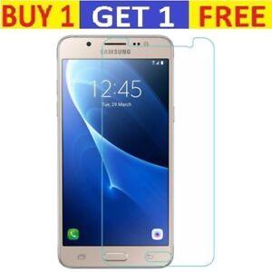Pour-Samsung-Galaxy-J5-2015-Veritable-Verre-Trempe-Protecteur-d-039-ecran