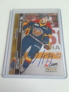 2013-14-ITG-Heroes-amp-Prospects-Dylan-Strome-Autograph-Signed-Rc-Rookie