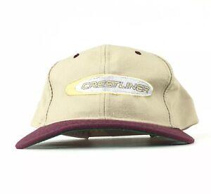 7b74f7bc42acb Image is loading Crestliner-Boats-Embroidered-Baseball-Cap-Hat-SnapBack-Men-
