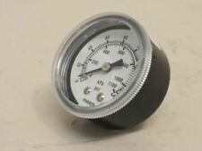 205286 Old Stock Marsh J2452 Dry Pressure Gauge 0160psi 18 Npt Stem