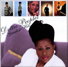 Greatest Hits by Dottie Peoples (CD, Oct-2001, AIR Gospel)
