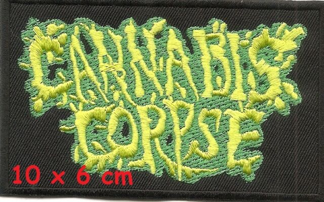 Cannabis Corpse -  patch - FREE SHIPPING