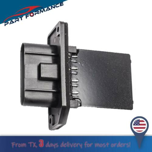 Front HVAC Blower Motor Resistor 4L2Z19A706AA for Ford Expedition Mountaineer