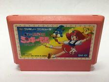 Magical Princess Minkey Momo Famicom Japan JP Game/D3435