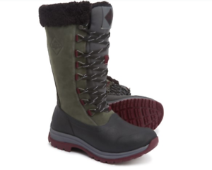 NEW MUCK BOOT CO ARCTIC APRES WATERPROOF INSULATED WINTER BOOTS WOMENS 7