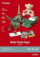 Canon MP101 Matte Photo Paper (A4 170GSM 50 Sheets)