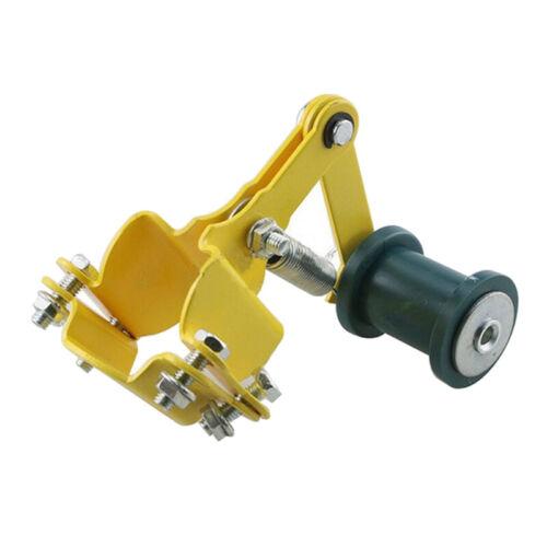 Tendeur de chaîne de moto Outils de rouleau de réglage Accessoires modif~PL