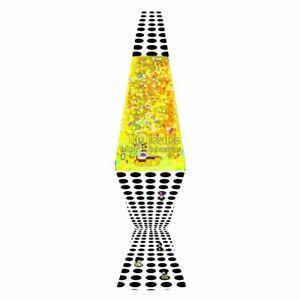 The Beatles Yellow Submarine Logo Lava Lamp New In Box Ebay