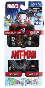 Coffret fourmi homme Marvel Minimates Sdcc 2015 Exclusif