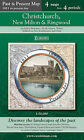Christchurch, New Milton & Ringwood (PPR-CNR): Four Ordnance Survey Maps from Four Periods from Early 19th Century to the Present Day by Cassini Publishing Ltd (Sheet map, folded, 2007)