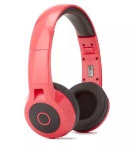 e13c457a430 Image is loading Vivitar-Listen-Up-Bluetooth-Over-Ear-Headphones-VM14235-