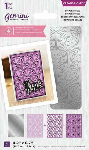 Your Choice-Crafter/'s Companion Gemini Double-Sided Dies Double-Sided Plates