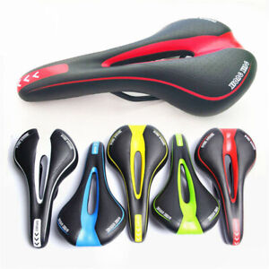 Mountain-MTB-Gel-Comfort-Saddle-Bike-Bicycle-Cycling-Seat-Soft-Cushion-Pad-New