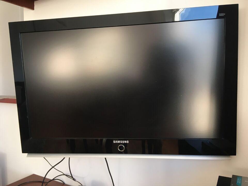 LCD, Samsung, LE40F71B