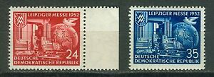 DDR-315-316-o-Leipziger-Herbstmesse