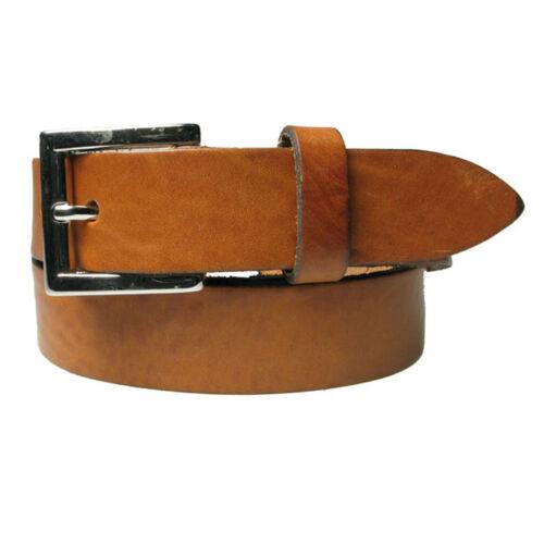 Unisex Design 30mm Casual Wear pieno fiore di nascondere le cinghie in pelle realizzata a mano nel Regno Unito