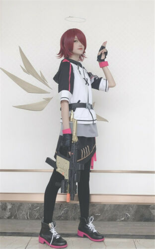 Anime arknights Ange Lumière ailes Cosplay arme Aile Costume Halloween Prop