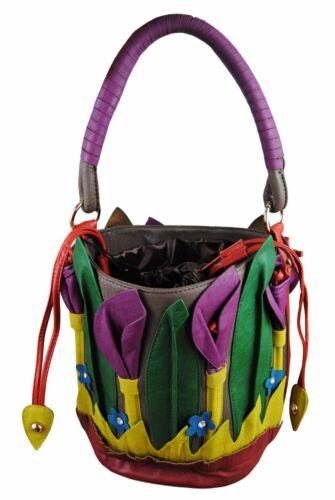 Shoulder Plant Handbag Bag Potted Lady's Tulip Shaped Novelty wSnYqxBg4p