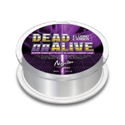 GRAN Nogales DEAD or ALIVE Fluoro Carbon Line 150m 7lb NIP from Japan