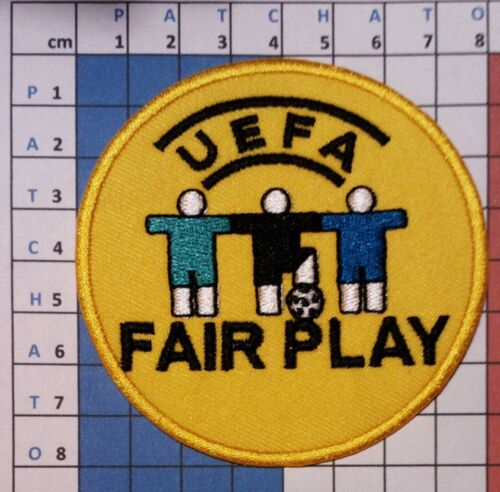 Euro 2004 Patch Badge Portugal maillot foot Patch Fair Play France Espagne