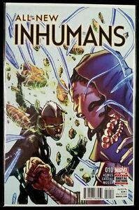 All-New-INHUMANS-10-2016-MARVEL-Comics-NM-Comic-Book