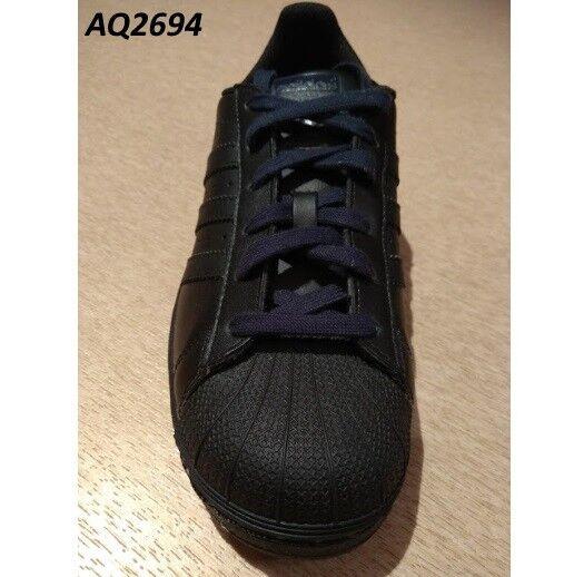 Baskets en cuir ADIDAS SUPERSTAR pour femme AQ2694 pour femmes 6, 7, 8 ou 8,5 US