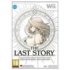 Nintendo Wii PAL VERSION Last Story, The