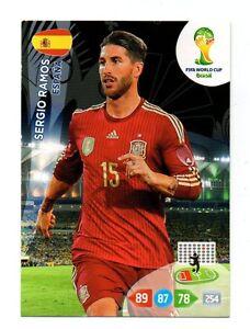 Overig Verzamelkaarten: sport N°147 SERGIO RAMOS # ESPANA PANINI CARD ADRENALYN WORLD CUP BRAZIL 2014