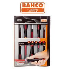 Bahco ERGO 5 Piece VDE PHILLIPS PH/SLOT Electricians Screwdriver Set BE-9881S