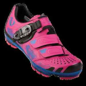 pearl izumi s x project 2 0 mtb bike shoes pink