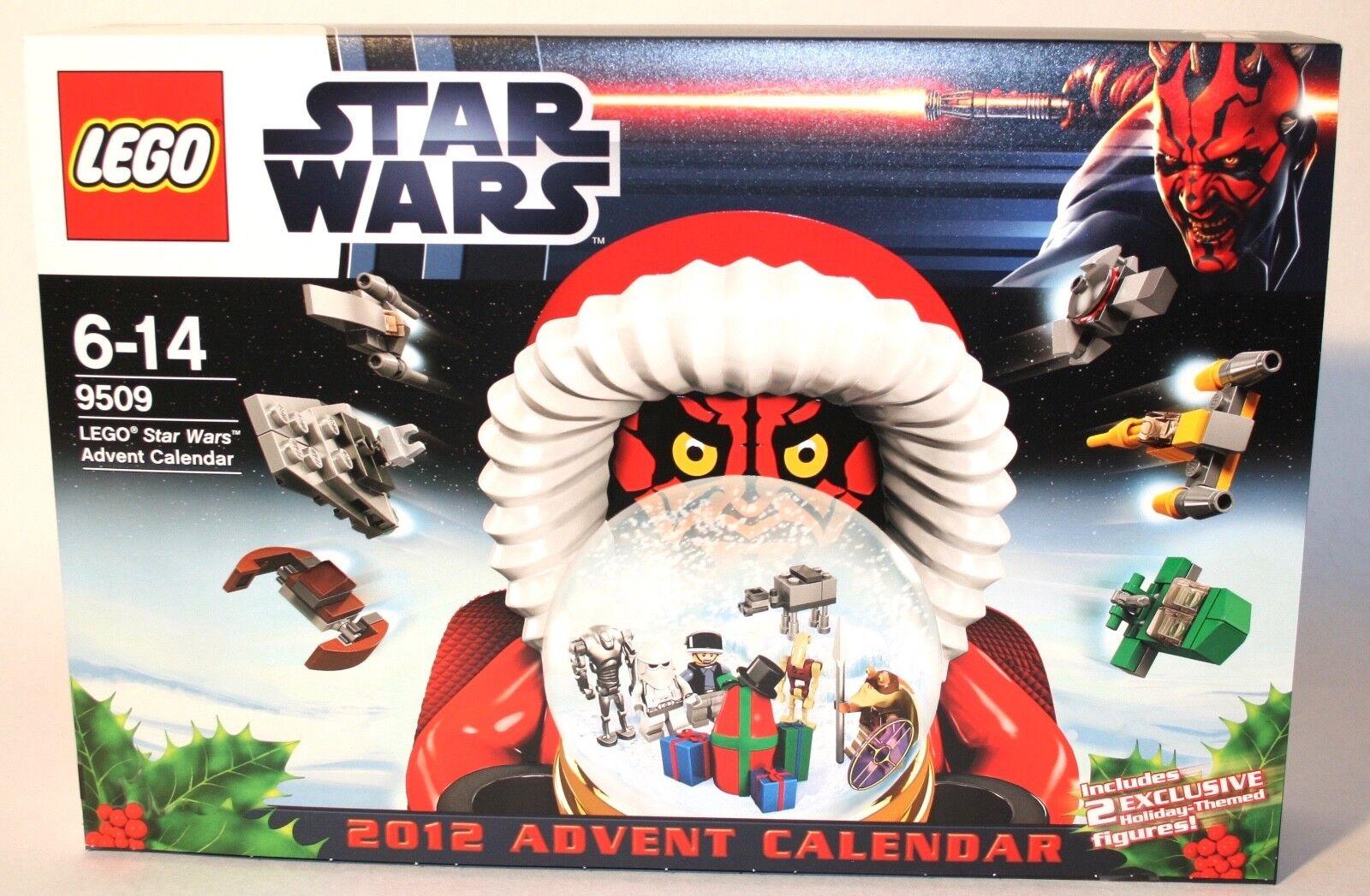 LEGO® Star Wars 9509 Adventskalender 2012 NEU OVP MISB