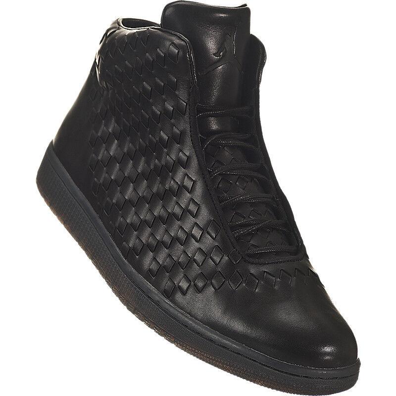 Nike Air Jordan Shine Sz 10 DS Black Retro 1 689480-010