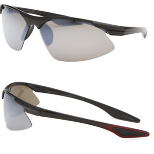 78820a9b1c1 Image is loading Columbia-Sunglasses-CBC70101-Black-amp-Red-Polarized