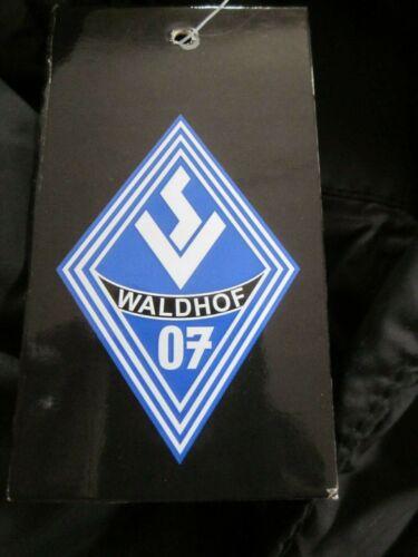 Lederpatch Wärmejacke SW11020.7 schwarz 4XL SV Waldhof 07 Winterjacke