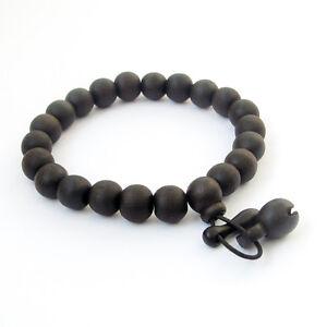 Wood-Beads-Tibet-Buddhist-Prayer-Bracelet-Mala
