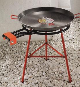 Garcima-600mm-Paella-Burner-Bundle-with-70cm-Paella-Pan-Stand-Regulator-amp-Hose