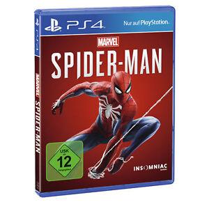 Top Marvel Spider-man PlayStation 4 Ps4