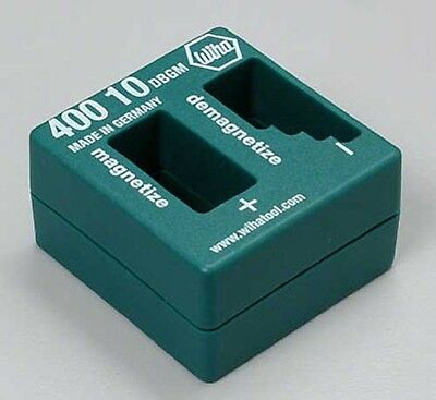 Wiha Tools [WHA] Tool Magnetizer and Demagnetizer 40010 WHA40010