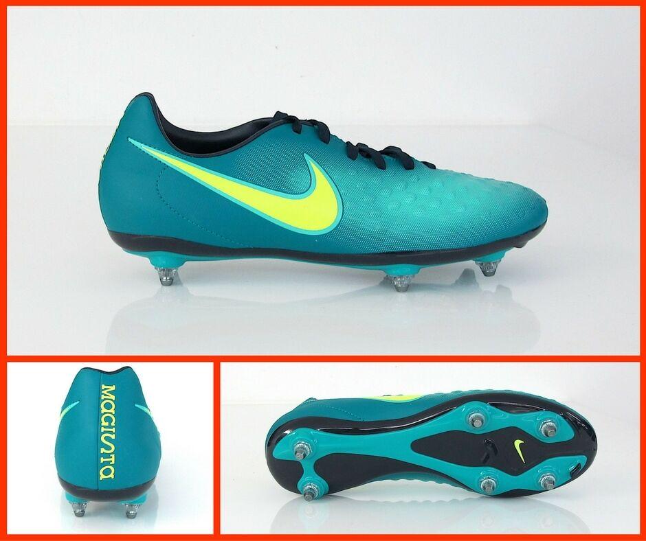 NIKE schuhe de football MAGISTA ONDA SG II 844412 375 Farbe Grün Gelb