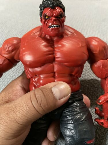 Marvel legends custom Multi Colors Hulk Heads *****HEAD ONLY****