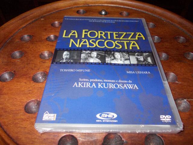 La fortezza nascosta - un film di Akira Kurosawa  Dvd ..... Nuovo