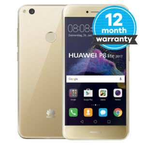 887e611b46f Huawei Ascend P8 Lite 2017 - 16GB - Gold (Unlocked) Smartphone ...