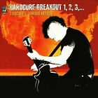 Hardcore Breakout 1, 2, 3 [Digipak] by Various Artists (CD, Jan-2013, 3 Discs, New Red Archives)